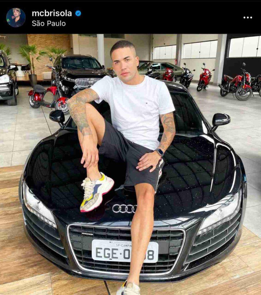 Wellington Martins, atualmente vende carros avaliados à mais 550 mil reais em sua loja INVICTUS WM